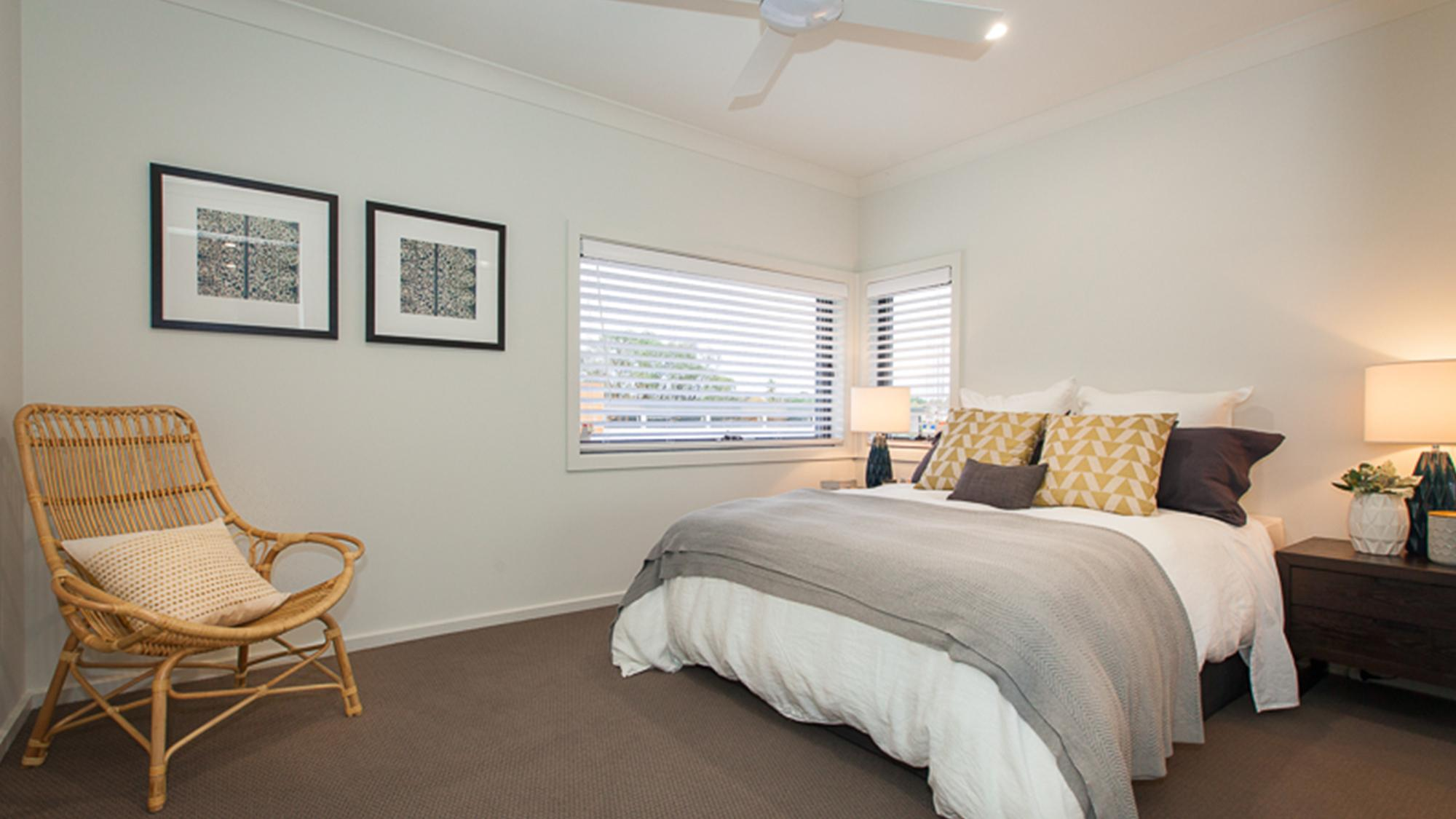 Image is of a typical 2 bedroom terrace and is indicative only.