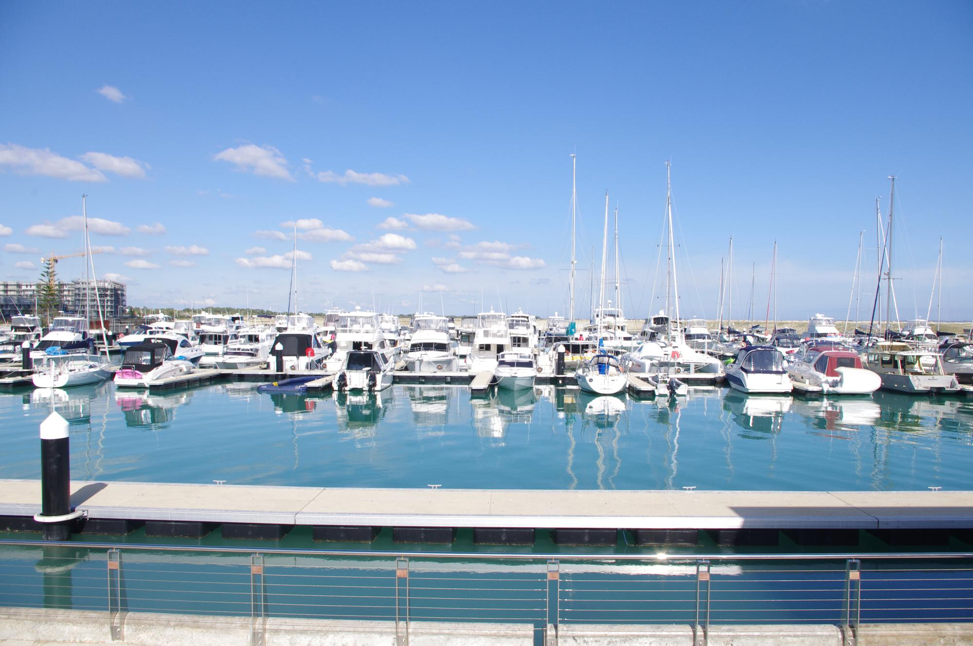 Port Coogee is a vibrant coastal community with a world-class marina